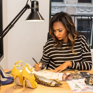Meet The Lady Behind Tiannia Barnes Luxury Shoes