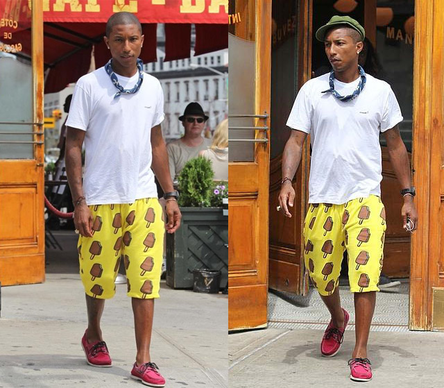 the gallery for gt chris brown fashion shorts
