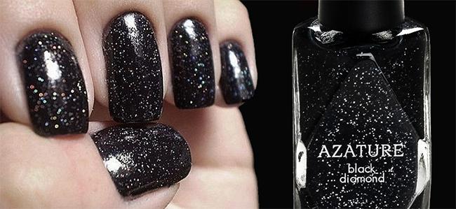 Azature Presents The World's Most Expensive Black Diamond