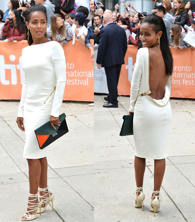 Celebrity Looks: Gabrielle Union, Halle Berry, Jada ...