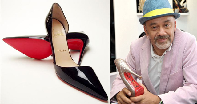 louboutin lawsuit over red bottom | Tasting asia