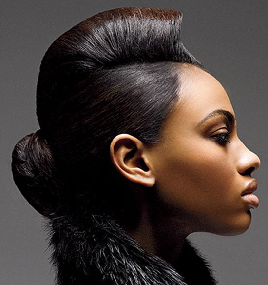 2014 Fantasia Hairstyles