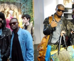 Are You Ready? Versace for H&M Wah Nails and London Launch Photos