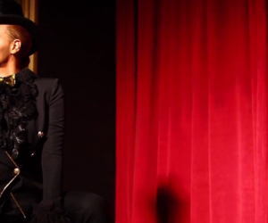 Behind The Scenes of Beyonce L'Uomo Magazine Photo Shoot