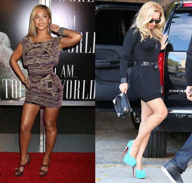 Beyonce and Her Forever Changing Brown and Bright Skin ...