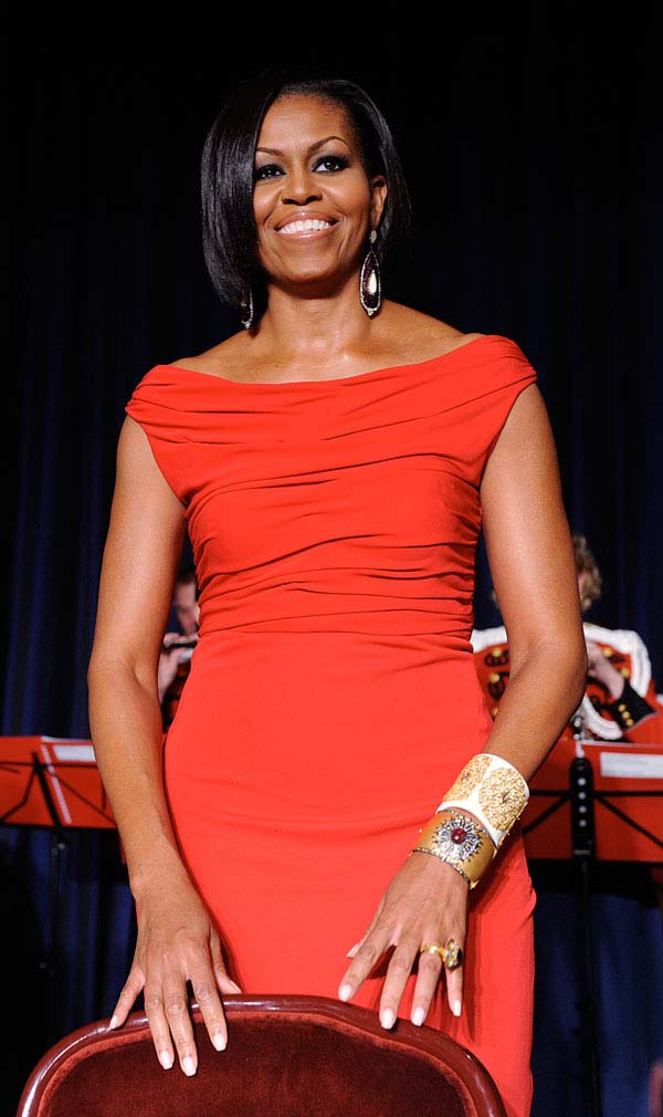 bochic-beauty-michelle-obama-shines-at-the-white-house