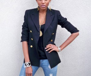 Celeb Style: Teyana Taylor 'Girls Will Be Boys' Fashion