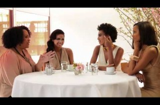 "Carol's Daughter Round Table ""Good Hair"" Discussion with New Celebrity Faces"