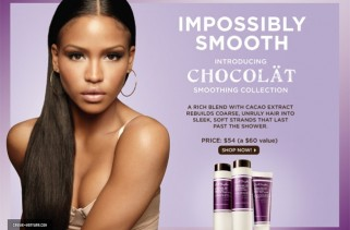 cassie-poses-for-carols-daughter-new-chocolat-hair-smoothing-collection