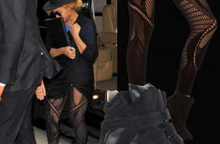 celeb-style-beyonce-showing-legs-in-alexander-mcqueen-and-isabel-marant