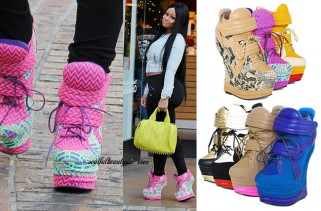 celeb-style-blac-chyna-steps-out-in-harkins-laced-curved-heels