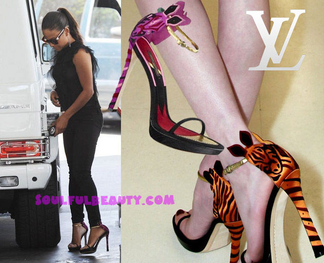 celeb-style-christina-milian-pumps-gas-in-louis-vuitton-spring-2011