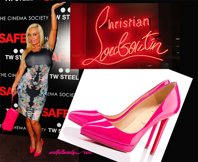 celeb-style-coco-poses-in-spring-2012-preen-and-christian-louboutin