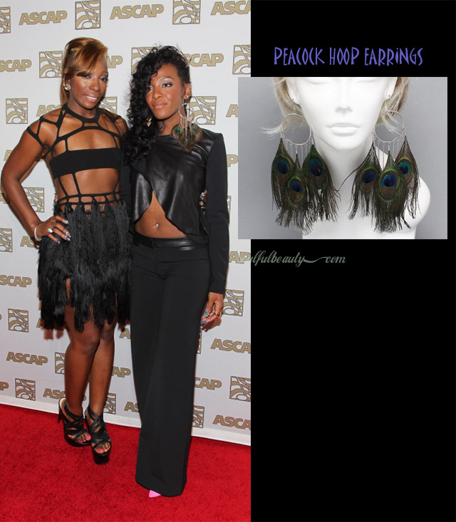 celeb-style-diddy-dirty-money-rock-all-black-and-feathers-for-ascap