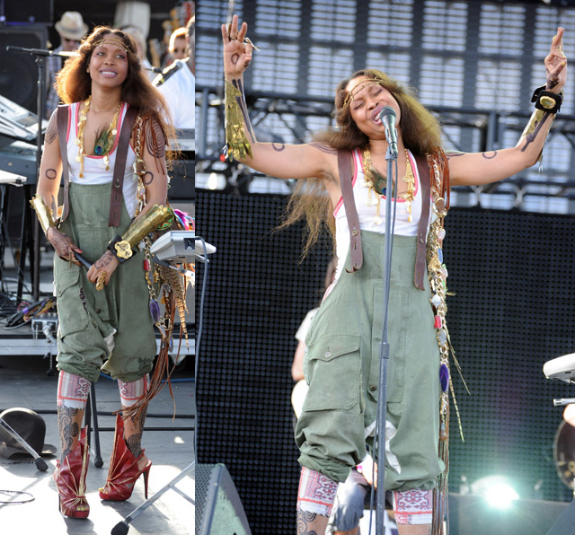 celeb-style-erykah-badu-and-lauryn-hill-keep-it-funky-at-coachella-2011