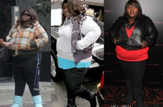 celeb-style-gabourey-sidibe-then-and-now-tower-heist-movie-trailer