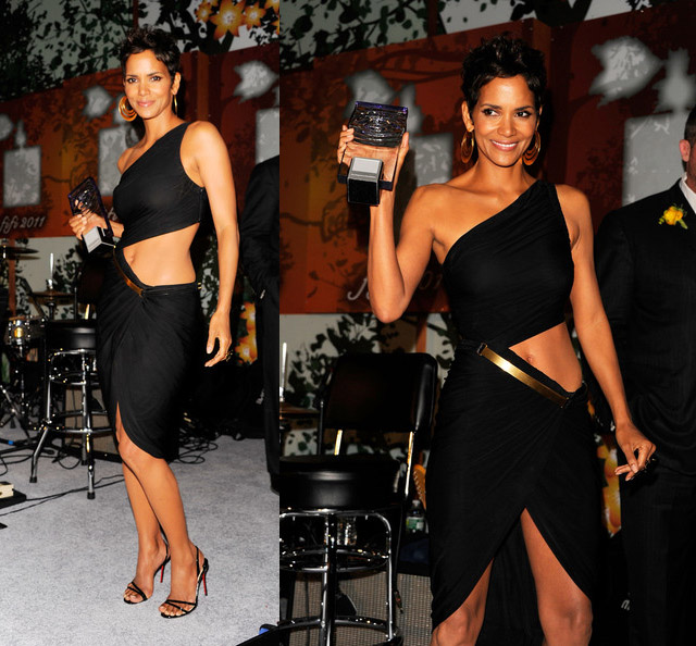 celeb-style-halle-berry-does-damage-in-halston-lbd-at-fifi-2011-awards