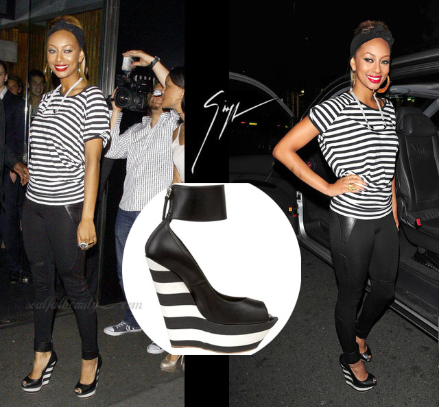 celeb-style-keri-hilson-steps-out-in-black-and-white-giuseppe-zanotti