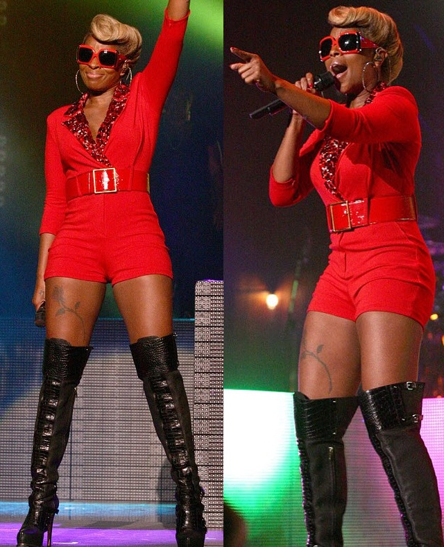 celeb-style-mary-j-blige-blazed-the-stage-with-all-red-in-philadelphia