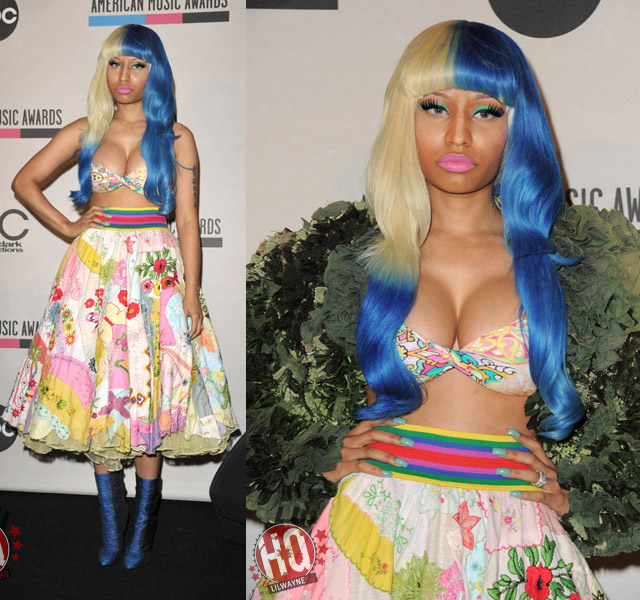 celeb-style-nicki-minaj-at-the-2011-american-music-awards-nominations