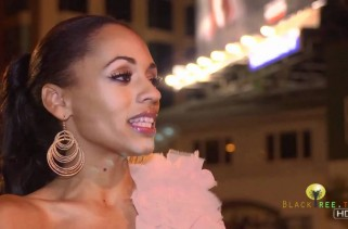 Celeb Style: Pre-Grammy Awards Midnight With Melyssa Ford