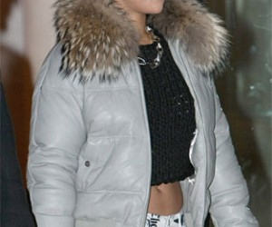 Celeb Style: Rihanna All Wrapped Up In JCDC News