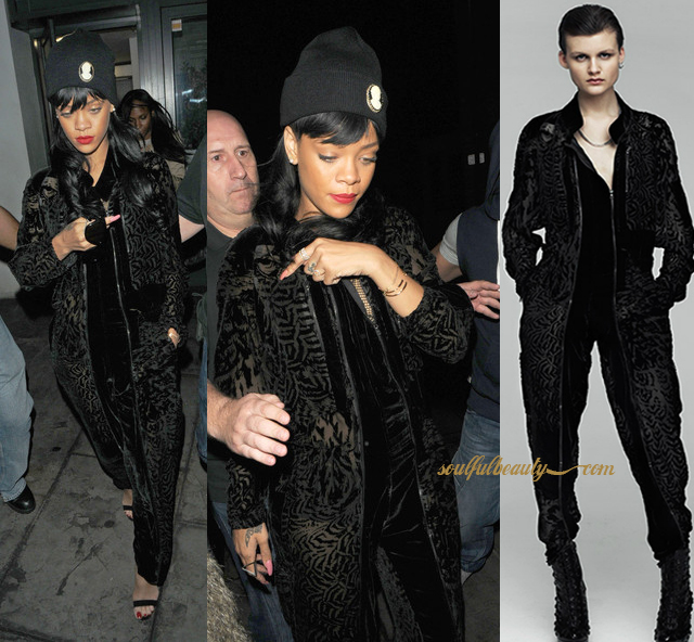 celeb-style-rihanna-comfy-and-cozy-in-danielle-scutt-aw-2010