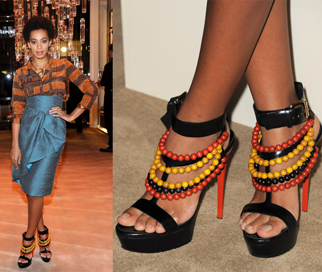 celeb-style-solange-knowles-in-african-inspired-burberry-ensemble