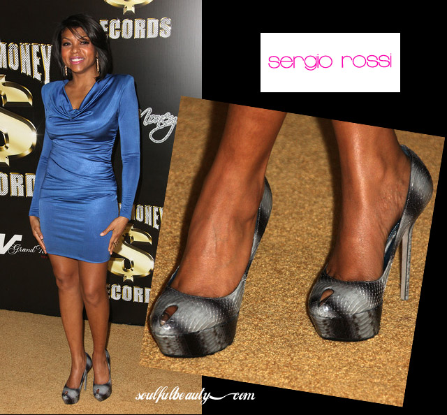 celeb-style-taraji-p-henson-steps-out-in-sergio-rossi-for-pre-grammy-party