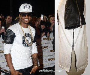Celeb Style: Trey Songz Hits Up the MOBO Awards in Von Parris
