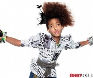 Willow Smith Gets Naturally Afrocentric for Teen Vogue