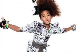 Celeb Style: Willow Smith Gets Naturally Afrocentric for Teen Vogue