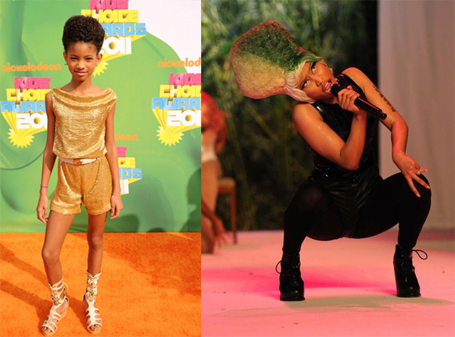 celebrity-hair-willow-smith-inspired-by-nicki-minaj-for-kids-choice-awards