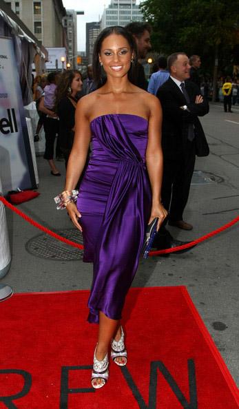 celebrity-style-alicia-keys-purple-passion