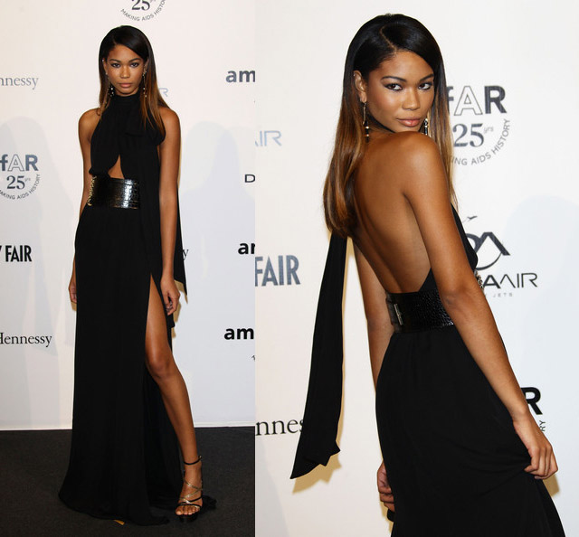chanel-iman-shows-up-for-the-third-annual-amfar-milano-event-in-milan