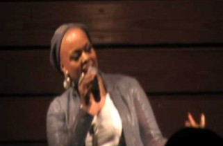 Chrisette Michele Goes Bald to Send A Message to Black Women