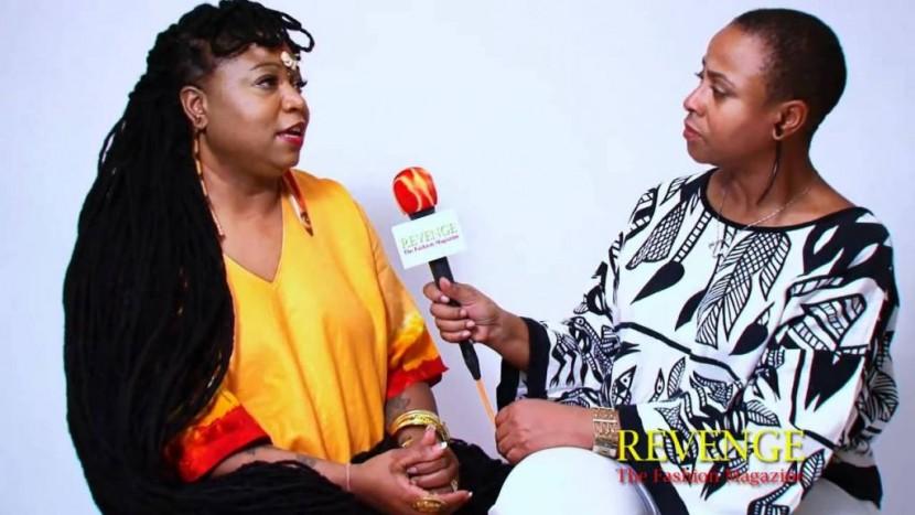 GWR Holder Asha Mandela Gets Her Locks Styled for The First Time