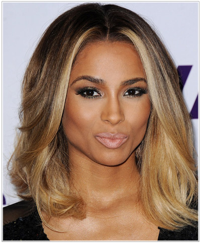 Hairstyles Are Light Hair Colors Right For Dark Skin