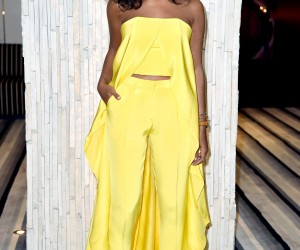 Celeb Style: Solange Knowles in Chloe Wedge Booties