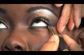 IMAN Cosmetics New Leather and Lace Tutorials and Video Contest