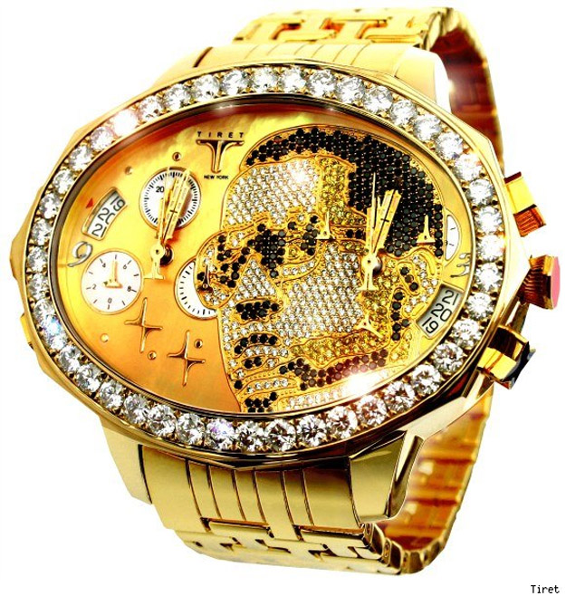 kanye-wests-own-face-valued-at-180k-on-tiret-gold-and-diamond-watch
