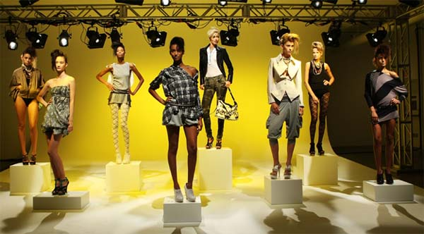 New York Fashion Week: Lean With It Rock With It
