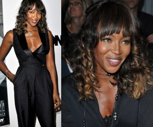 Naomi Campbell's Review of Extreme Hold Spray for Curly Weave Care