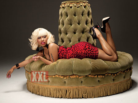 nicki-minaj-channels-marilyn-monroe-for-xxl-photo-shoot