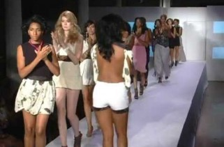 Rewind: Designer Nikki Blaine Presents Her Spring /Summer 2012 Collection
