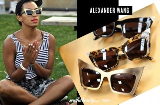 rewind-solange-knowles-in-two-tone-alexander-wang-cat-eye-sunglasses