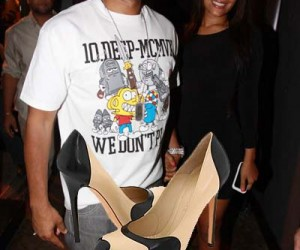 "Shoe of The Day: Ludacris and Eudoxie ""Loving Life"""