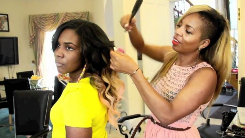 Summer Hair Color: Celebrity Hairstylist Kiyah Wright Introduces Chalking