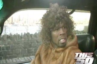 "Net Special: 50 Cent Stars In ""Pimpin Curly"""