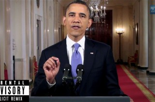 Now Showing: '99 Problems' but Mitt Romney Aint One (Obama Spoof Remix)